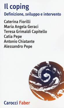 Antondemarirreguera.es Il coping. Definizione, sviluppo e intervento Image