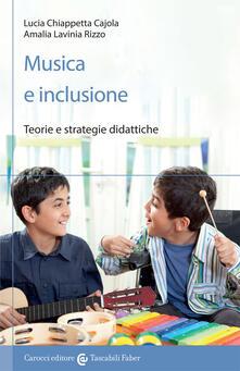 Osteriacasadimare.it Musica e inclusione. Teorie e strategie didattiche Image