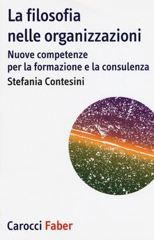 Tegliowinterrun.it La filosofia nelle organizzazioni. Nuove competenze per la formazione e la consulenza Image
