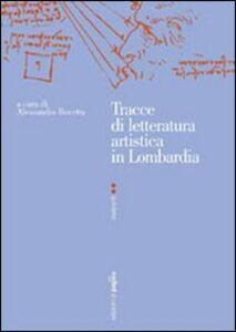Tracce di letteratura artistica in Lombardia