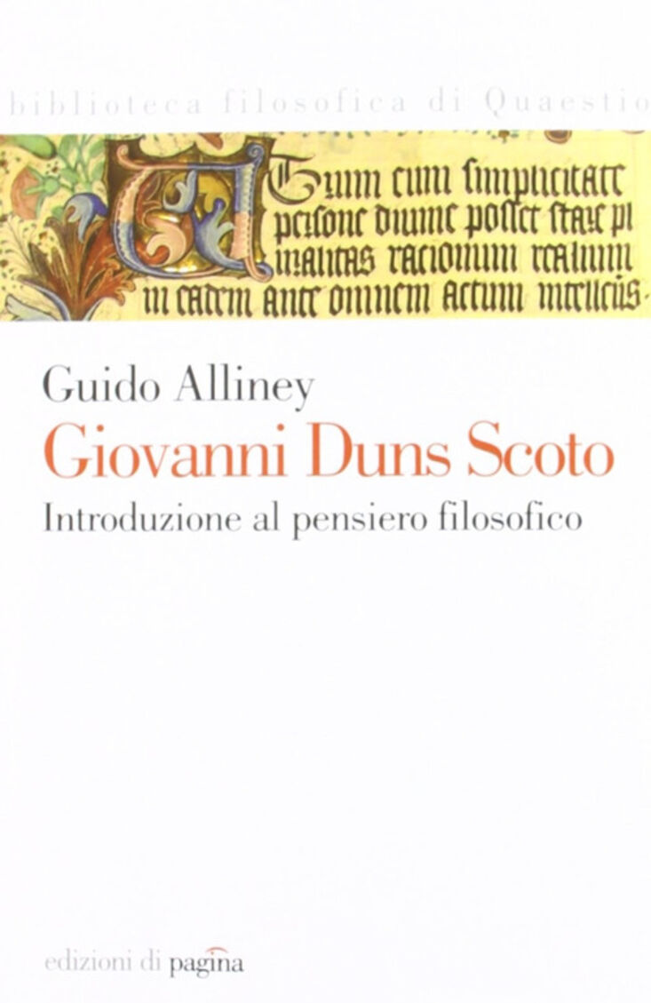 Giovanni Duns Scoto