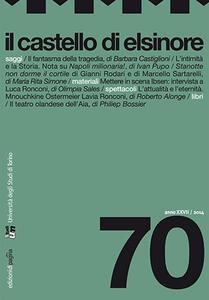 Il castello di Elsinore (2014). Vol. 70
