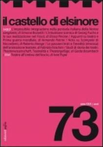 Il castello di Elsinore (2016). Vol. 73