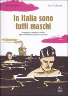 Premioquesti.it In Italia sono tutti maschi Image
