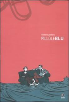 Pillole blu - Frederik Peeters - copertina