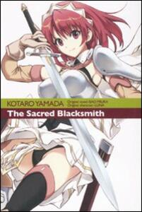 The sacred Blacksmith. Vol. 1
