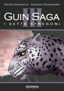 Camfeed.it I sette stregoni. Guin Saga. Vol. 3 Image