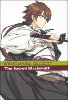 Winniearcher.com The sacred Blacksmith. Vol. 2 Image