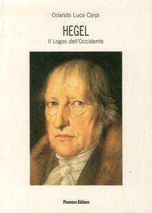Vitalitart.it Hegel. Il logos dell'Occidente Image