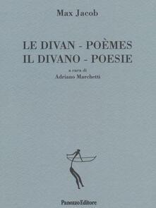 Letterarioprimopiano.it Le divan. Poèmes-Il divano. Poesie Image