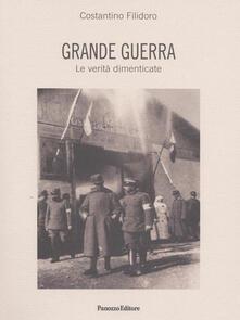 Birrafraitrulli.it Grande guerra. Le verità dimenticate Image
