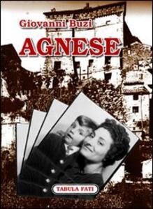 Agnese - Giovanni Buzi - copertina