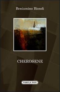 Cherosene - Beniamino Biondi - copertina