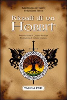 Mercatinidinataletorino.it Ricordi di un hobbit Image
