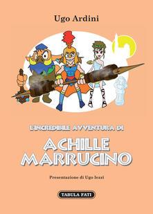 Aboutschuster.de L' incredibile avventura di Achille Marrucino Image