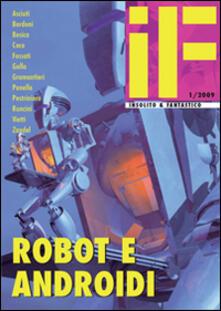 Secchiarapita.it Robot e androidi Image