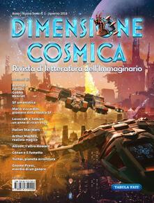 Listadelpopolo.it Dimensione cosmica. Rivista di letteratura dell'immaginario (2018). Vol. 1 Image