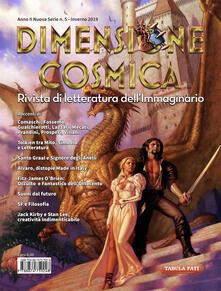 Daddyswing.es Dimensione cosmica. Rivista di letteratura dell'immaginario (2019). Vol. 5 Image