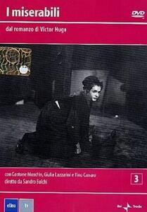 I Miserabili. Vol. 03 di Sandro Bolchi - DVD