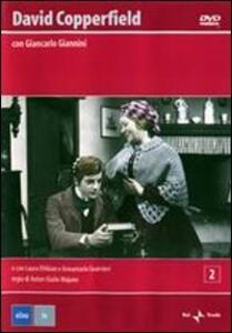 David Copperfield. Vol. 02 di Anton Giulio Majano - DVD