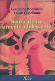 Letterarioprimopiano.it Neuroscienze e mente adolescente Image