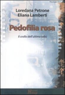Filippodegasperi.it Pedofilia rosa. Il crollo dell'ultimo tabù Image