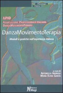 Criticalwinenotav.it Danzamovimentoterapia. Modelli e pratiche nell'esperienza italiana Image