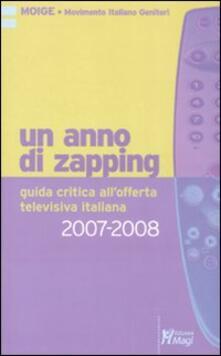 Listadelpopolo.it Un anno di zapping. Guida critica all'offerta televisiva italiana (2007-2008) Image