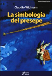 La simbologia del presepe - Claudio Widmann - copertina