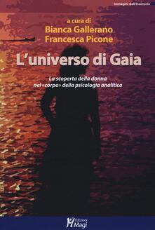Ristorantezintonio.it L' universo di Gaia. La scoperta della donna nel «corpo» della psicologia analitica Image