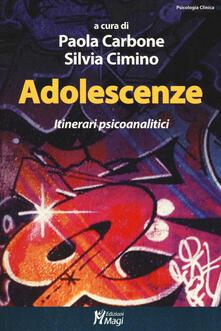 Adolescenze. Itinerari psicoanalitici.pdf