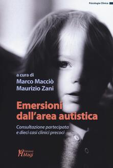 Cefalufilmfestival.it Emersioni dall'area autistica. Consultazione partecipata e dieci casi clinici precoci Image