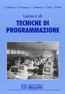 Premioquesti.it Lezioni di tecniche di programmazione Image
