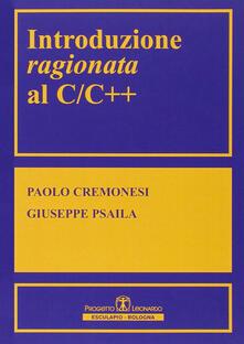 Secchiarapita.it Introduzione ragionata al CC++ Image