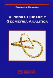 Algebra lineare e geometria analitica.pdf