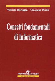 Capturtokyoedition.it Concetti fondamentali di informatica Image