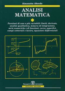 Rallydeicolliscaligeri.it Analisi matematica Image