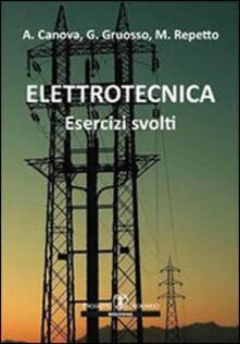 Letterarioprimopiano.it Elettrotecnica. Esercizi svolti Image