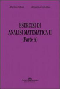 Esercizi di analisi matematica II. Parte A. Vol. 1