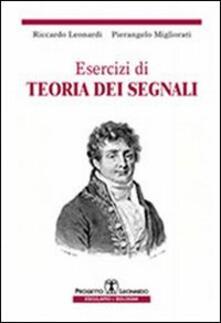 Esercizi di teoria dei segnali.pdf