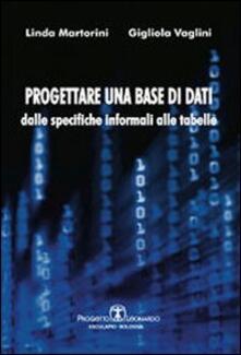 Listadelpopolo.it Progettare una base di dati. Dalle specifiche informali alle tabelle Image