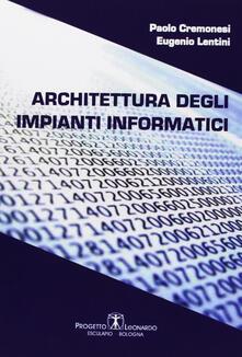 Daddyswing.es Architettura degli impianti informatici Image