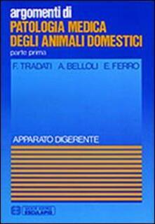 Voluntariadobaleares2014.es Patologia medica degli animali domestici. Apparato digerente Image