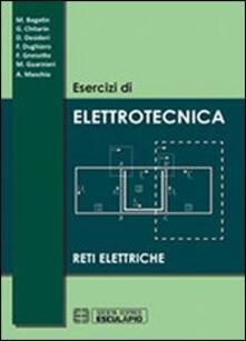 Radiospeed.it Esercizi di elettrotecnica. Reti elettriche Image