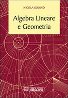 Festivalpatudocanario.es Algebra lineare e geometria Image