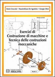 Winniearcher.com Esercizi di costruzione di macchine e tecnica delle costruzioni meccaniche Image