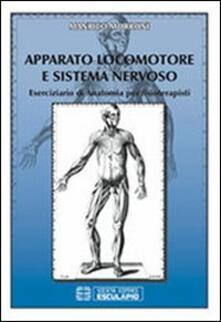 Mercatinidinataletorino.it Apparato locomotore e sistema nervoso. Eserciziario di anatomia per fisioterapisti Image