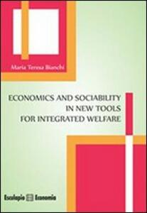 Economics and sociability in new tools for integrated welfare