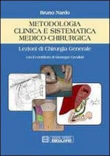 Antondemarirreguera.es Metodologia clinica e sistematica medico-chirurgica. Lezioni di chirurgia generale Image