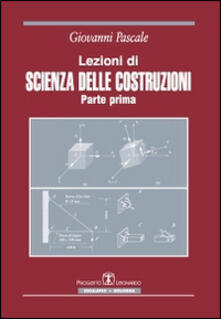 Camfeed.it Lezioni di scienza delle costruzioni. Vol. 1 Image
